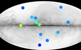 Sốc: 14 vật thể phản vật chất nấp trong thiên hà chứa Trái Đất