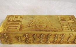 Giải mã cổ mộ chứa thỏi vàng nặng 30 cân