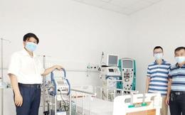 Chiều nay bệnh viện dã chiến 500 giường tại Hà Nam đón những ca COVID-19 đầu tiên