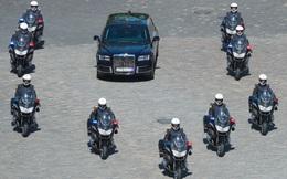 Chiếc xe 'gấu Nga' dành cho tổng thống Putin: Thế giới choáng ngợp!