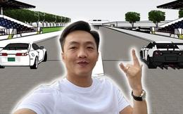Cường Đô La khởi công dự án đường đua drag 400m chuẩn quốc tế đầu tiên tại Việt Nam