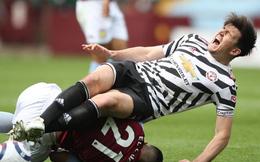 Dính chấn thương kinh hoàng, đội trưởng M.U lỡ chung kết Europa League?
