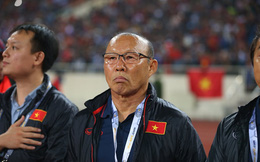 HLV Park Hang-seo và U22 Việt Nam lỡ cơ hội tham dự giải đấu tầm cỡ thế giới