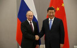 """""""Trò chơi có tổng bằng 0"""" của Mỹ đẩy Nga – Trung Quốc xích lại gần nhau"""