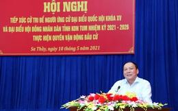 """Bộ trưởng Nguyễn Văn Hùng: """"Muốn thực hiện chương trình hành động tốt thì phải có cái tâm và khát vọng"""""""