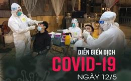 Nóng: Ca dương tính tại BV Thanh Nhàn là nhân viên vệ sinh khu điều trị bênh nhân Covid-19; Đến trưa nay, thêm 19 ca Covid-19 được Bộ Y tế ghi nhận