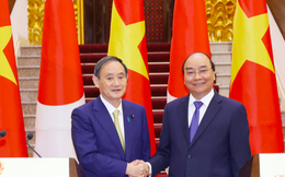 Nhật Bản tài trợ dây chuyền bảo quản vắc-xin, tàu nghiên cứu biển cho Việt Nam