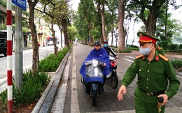 Hà Nội: Xử phạt hơn 3 tỷ đồng những người không đeo khẩu trang