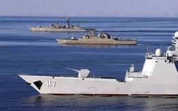 Liên minh hải quân thế chân vạc Iran - Nga - Syria