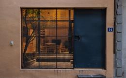Chiêm ngưỡng ngôi nhà với thiết kế tinh giản đầy mê hoặc ở Trâu Quỳ