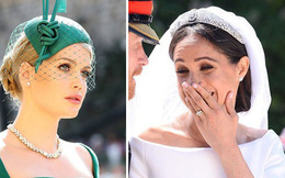 Cháu gái Công nương Diana chiếm hết spotlight tại hôn lễ nhà Meghan nhờ vẻ đẹp tựa nữ thần sau 3 năm có cuộc sống ra sao?