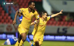 Ngoại binh châu Phi hé lộ 30 phút thử việc ly kỳ ở V.League, ký hợp đồng ngay trên sân tập