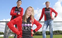 Hà Lan cho phép cầu thủ nữ đá với cầu thủ nam