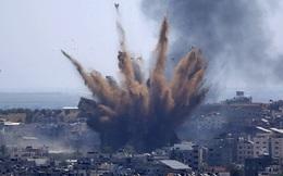 24h qua ảnh:  Israel không kích dữ dội nhằm vào Gaza