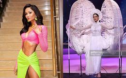 H'Hen Niê có động thái bất ngờ khi bị chê kém tinh tế với Khánh Vân tại Miss Universe