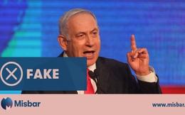 """Diễn văn """"nhẫn bất khả nhẫn"""", """"tối hậu thư 24 giờ"""" của Thủ tướng Israel gửi Hamas là một cú lừa"""