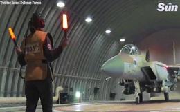 """Quân Hamas mắc lừa Israel, chui xuống hầm ngầm để lãnh """"mưa"""" 450 tên lửa?"""
