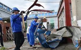 Hàng trăm người bị thương do lốc xoáy kinh hoàng tại Trung Quốc