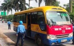 Lập 9 chốt thanh tra kiểm soát xe khách ra vào Hà Nội