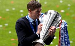 Huyền thoại Gerrard vô địch giải Scotland với kỳ tích bất khả chiến bại