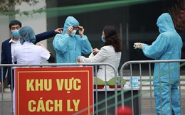Nóng: Hà Nội thêm 2 ca dương tính SARS-CoV-2, đều là F1 của nguyên Giám đốc Hacinco