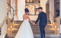 Cô gái làm đám cưới giả để dằn mặt người yêu cũ