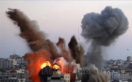 Nhà riêng của thủ lĩnh Hamas tại Dải Gaza trúng không kích