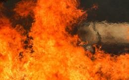Cháy bệnh viện điều trị COVID-19 ở Philippines