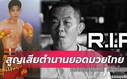 Huyền thoại Muay Thái dùng súng tự sát tại võ đường khiến dư luận Thái Lan bàng hoàng