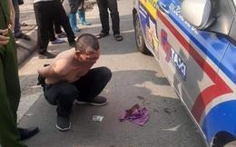Nóng: Tên cướp đâm tài xế taxi là kẻ đâm chết con trai tiệm cầm đồ ở Thanh Hoá rồi trốn truy nã