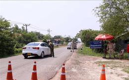 Tước quân tịch 2 sĩ quan công an Lào tiếp tay cho nhập cảnh trái phép