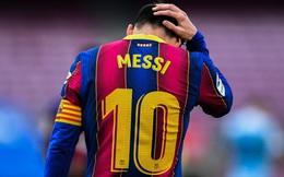 """Messi bần thần trong ngày Barca tan mộng vô địch; Liverpool """"hồi sinh"""" nhờ bàn thắng lịch sử"""