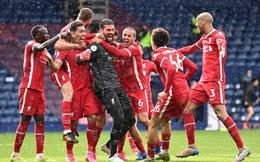 'Liverpool may mắn giành chiến thắng'