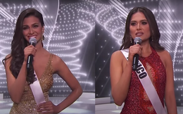 Chung kết Hoa hậu Hoàn vũ 2020: Từng mắc Covid-19 người đẹp Ấn Độ có câu trả lời ứng xử gây bất ngờ