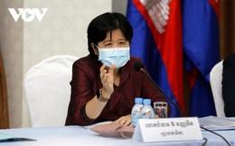 Việc kiểm soát dịch Covid-19 tại Campuchia tiếp tục có dấu hiệu khả quan