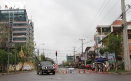 Đặc khu kinh tế Tam Giác Vàng tiếp tục là điểm nóng lây nhiễm Covid-19 tại Lào