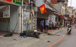 Vụ nhóm thanh niên đi Mazda CX5 truy sát, đâm chết 2 người ở Hải Phòng: Công an thông tin chính thức