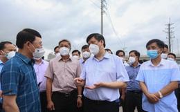 Bắc Giang ghi nhận 400 ca F0 chỉ trong 1 tuần, Bộ trưởng Bộ Y tế thúc giục 'đuổi theo dịch'