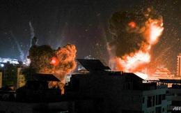 """Công trình """"tối quan trọng"""" độc nhất ở Gaza bị Israel san thành bình địa"""