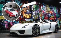 Chiếc Porsche 60 tỷ mới về hồi tháng Ba: Chạy được bằng điện; đoạt ngôi 'ông hoàng tốc độ' Việt