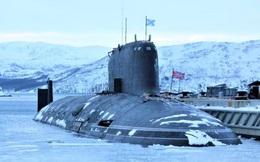 """Lực lượng tàu ngầm của Hải quân Nga cấp tốc """"lột xác"""""""