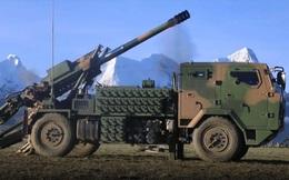 Trung Quốc đưa lựu pháo tự hành lên biên giới khi căng thẳng với Ấn Độ âm ỉ