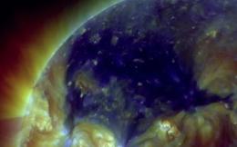 Lõi Trái Đất đang rò rỉ, giải phóng vật chất ngoài hành tinh bị bắt cóc 4,5 tỉ năm trước