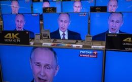Nếu Nga tổ chức bầu cử ngay trong tuần này, bao nhiêu người sẽ bỏ phiếu cho Tổng thống Putin?