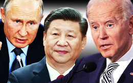 """Mỹ-Nga cạnh tranh khốc liệt, TQ đi đòn hiểm vào Bắc Cực - Sức nóng """"thiêu rụi"""" vùng băng giá"""