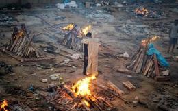 Người Việt ở Ấn Độ: Xung quanh chỉ thấy tiếng còi xe cứu thương và lò thiêu xác