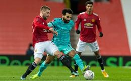 Man Utd - Liverpool: Quyết tâm phá dớp