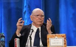 """Phó tướng của Buffett: Bitcoin """"ghê tởm và đi ngược lại lợi ích của nền văn minh"""""""