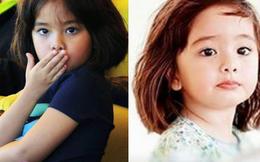 Tiểu công chúa Malaysia xinh xắn ''hết nấc'' nhưng biểu cảm có 1-0-2 của bé mới là điều ''đốn tim'' người xem