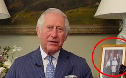 Bị con trai út Harry đâm ''nhát dao chí mạng'', Thái tử Charles xuất hiện với chi tiết đầy ẩn ý sau lưng